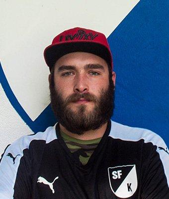 Spieler Kevin Stremmel