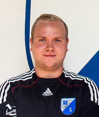 Spieler Lukas Kunz