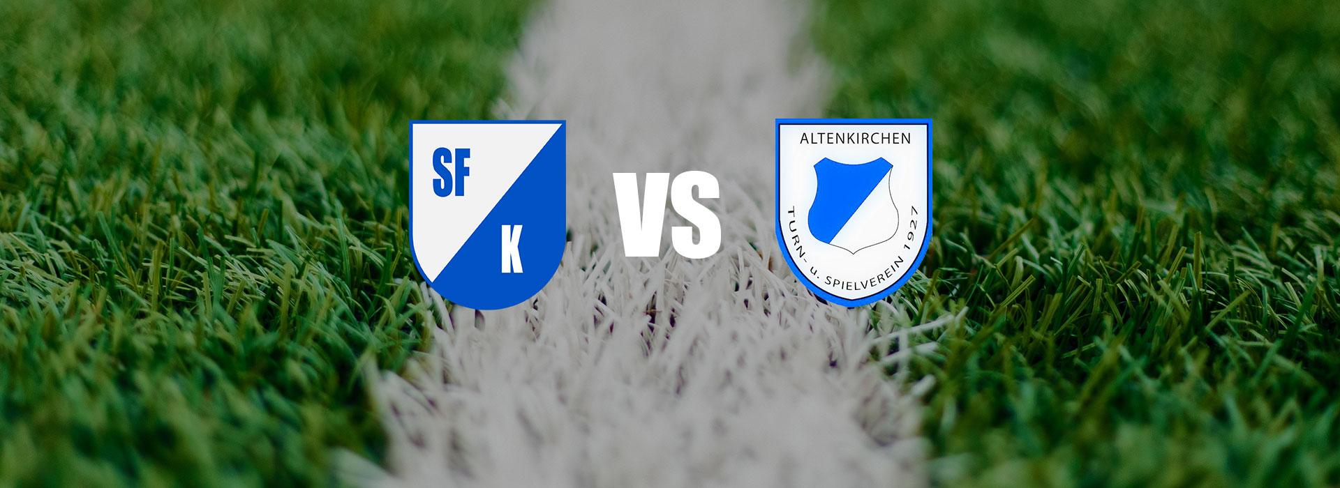 SF Katzenfurt TSV Altenkirchen